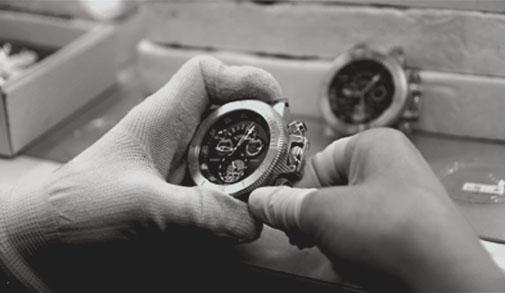 Repair watch